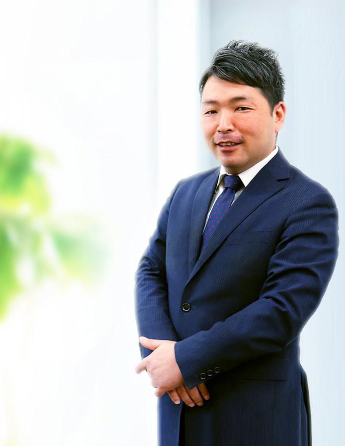 株式会社メディアブレイン 代表取締役社長 黒田啓彰